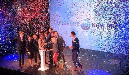 A week in Rotterdam: Europort 2017