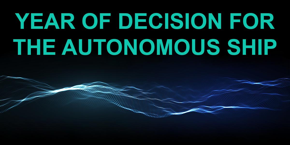 Autonomous Ship draws digital audience